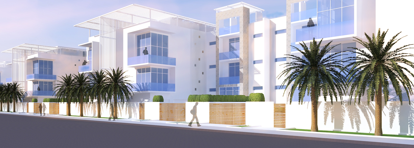 Multifamily Townhomes